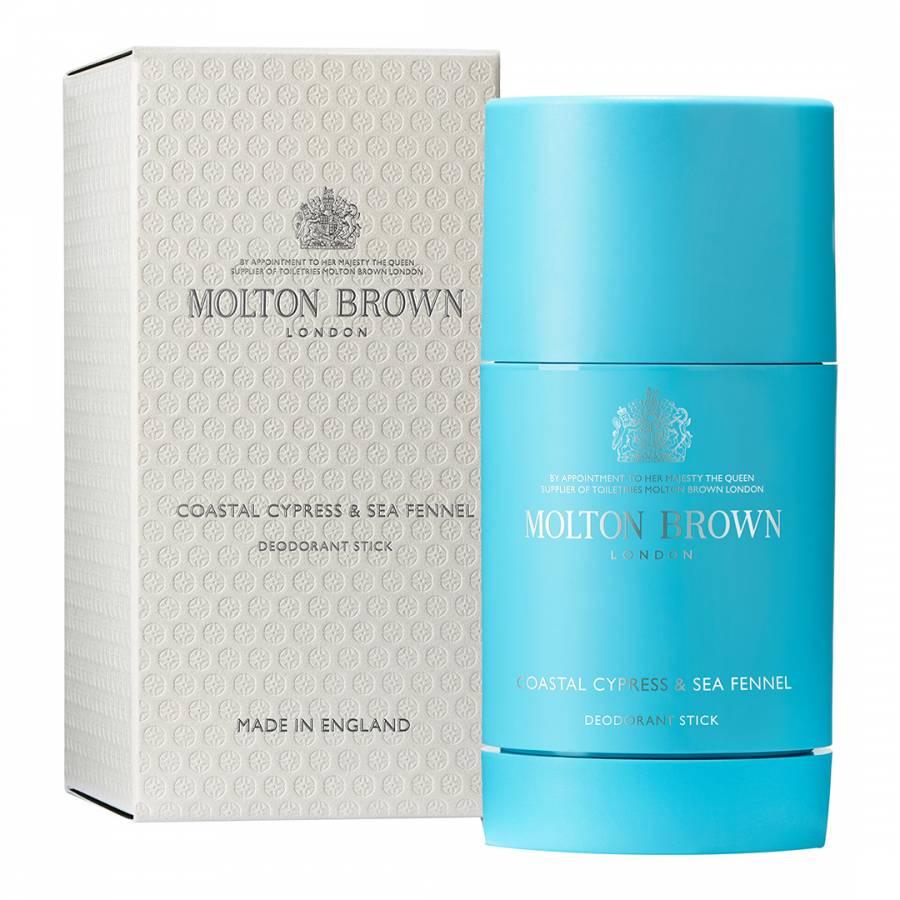 beauty essentials Molton Brown Deo Stick Coastal Cypress