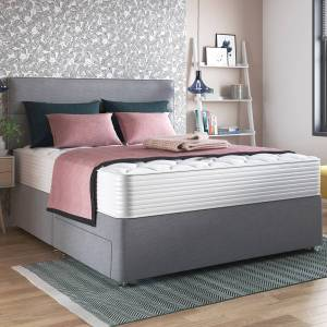 science of sleep Soft Touch Quilted Mattress, Double relyon
