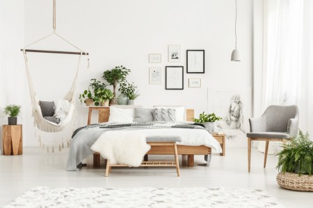 sleep sanctuary, understated bedroom
