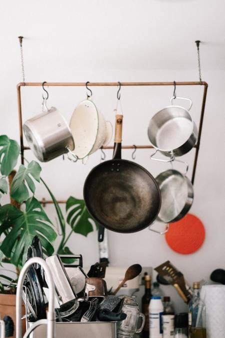 non-stick pan care
