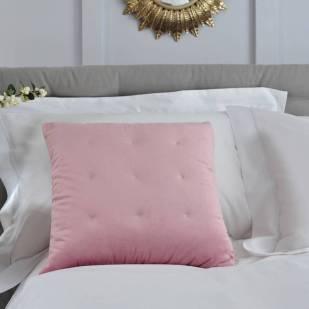 The Lyndon Company Velvet Dot Cushion - £11