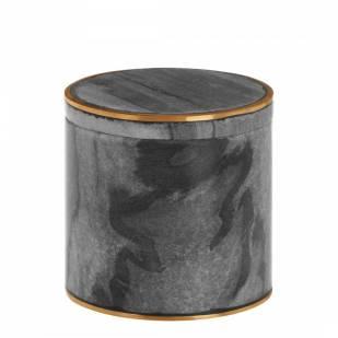 Premier Housewares Marble Storage Pot - £24