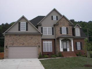 Custom Home in Knoville Tn