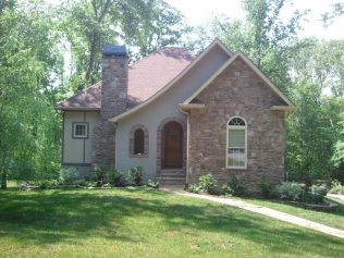 Custom Home in Knoxville Tn