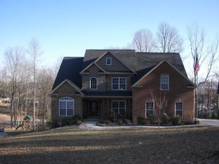 Custom Home Knoville Tn