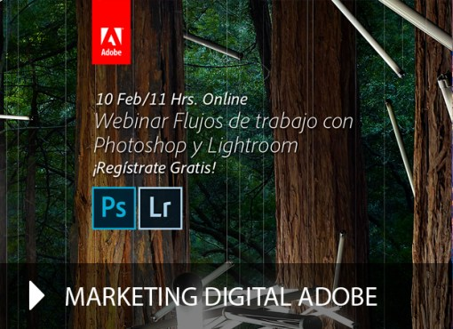 Marketing digital Adobe España