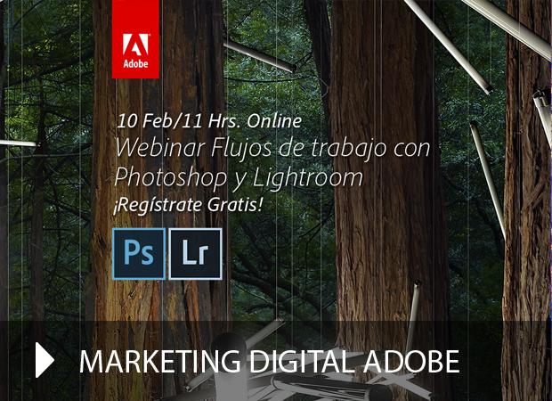 Marketing digital Adobe España
