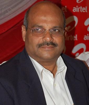 Deepak Srivastava, ED & COO of Airtel Nigeria