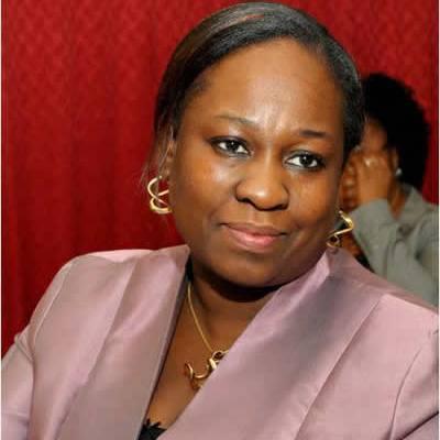 Mrs. Bunmi Oke, AAAN president