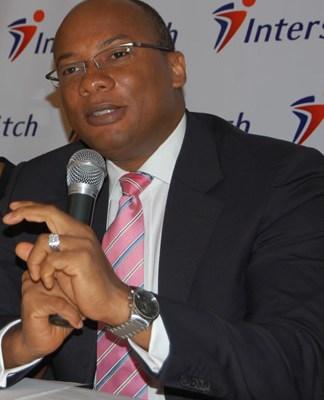 Mr. Mitchell Elegbe, MD Interswitch