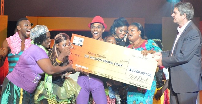 What an Anti-Climax at the Maltina Dance-All 6 Finals!
