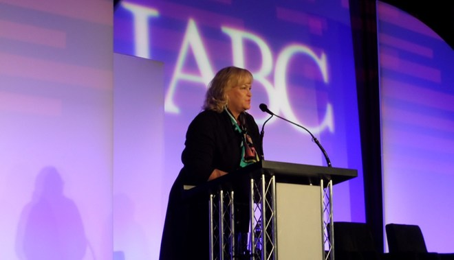 Robin McCasland, Chair International Executive Board IABC