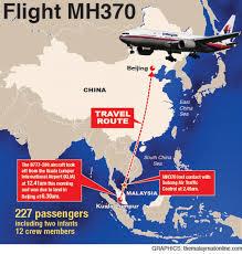Missing MAS 370