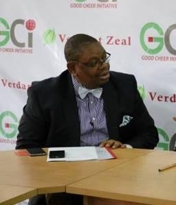 Tunji Olugbodi, CEO, Verdant Zeal