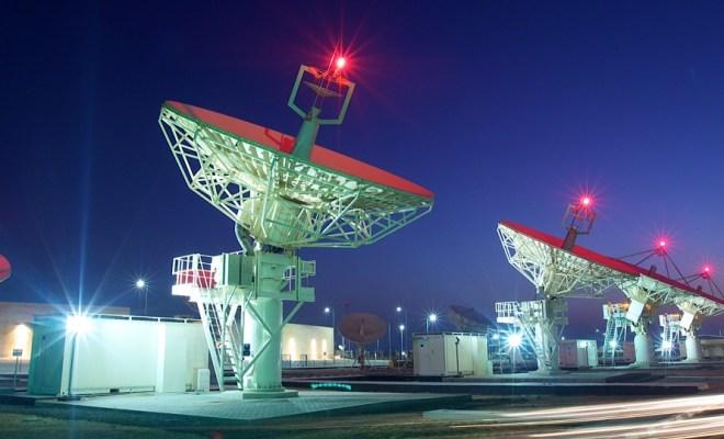 Yahsat Satellite