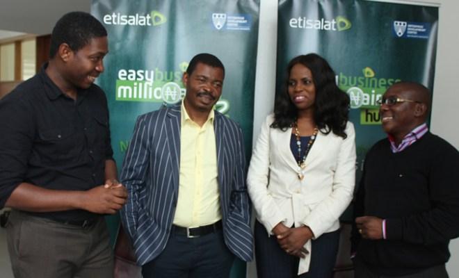 Etisalat Easybusiness Millionaires Hunt Season II