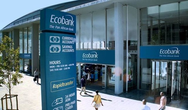 Ecobank ex-Staff Protest