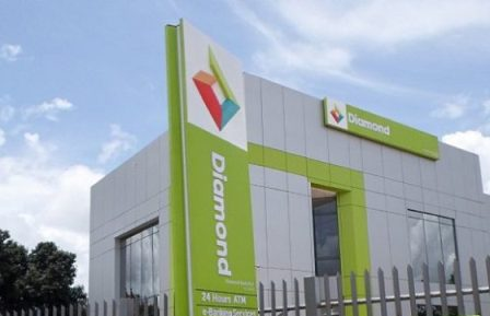 Diamond Bank Cash Injection