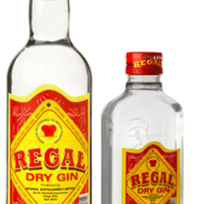 Regal Dry Gin
