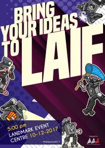 LAIF awards