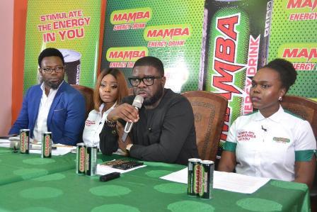 Mamba Energy Drink