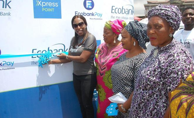 Digital payment Ecobank