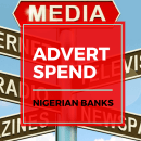 Nigerian Banks Media spend Jun