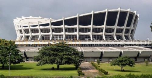 Image result for national arts theater lagos