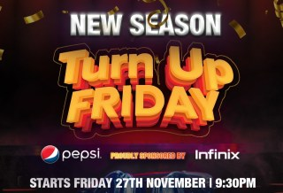 Turn Up Friday