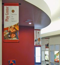 First Bank in VA interior banners
