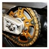 Motorcycle Chain and Sprocket Maintenance