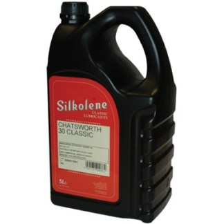 Silkolene Chatsworth 30 Motorcycle Oil 5 Litres