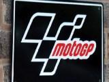 MotoGP Parking Sign Black