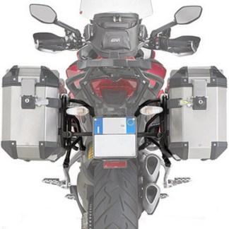 Givi_ PLR7406Cam Quick Release pannier Holders Ducati Multistrada Enduro