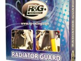 R&G Radiator Guard Aprilia Caponord 1200 2013 on Stainless