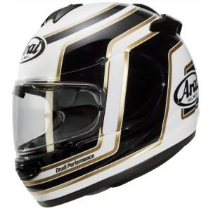 Arai Axces 3 Motorcycle Helmet Matrix Black