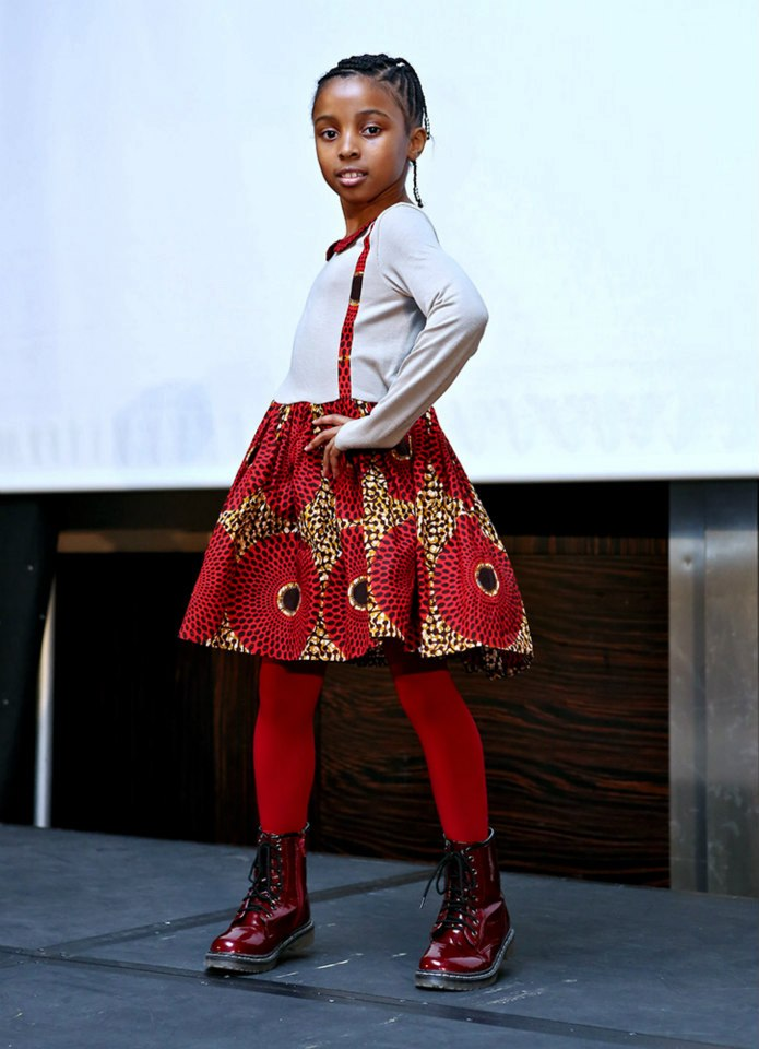 Ankara Styles For Babies 19 Adorable Ankara Dresses For