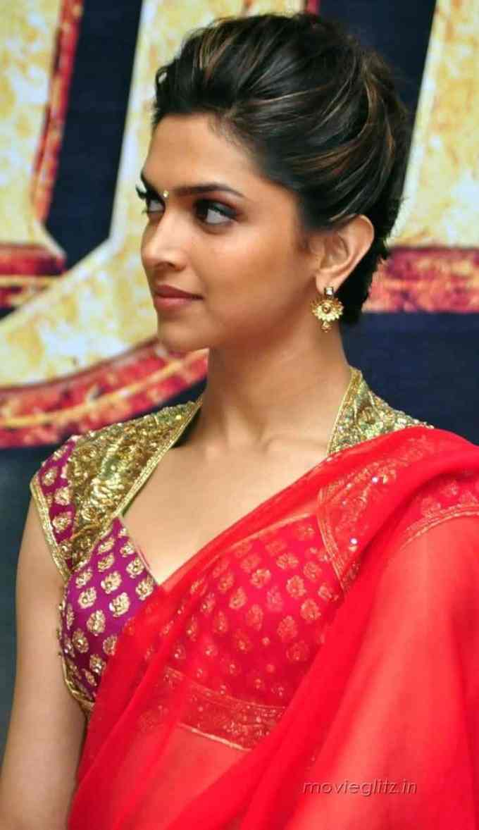hairstyles for saree -20 cute hairstyles to wear with saree