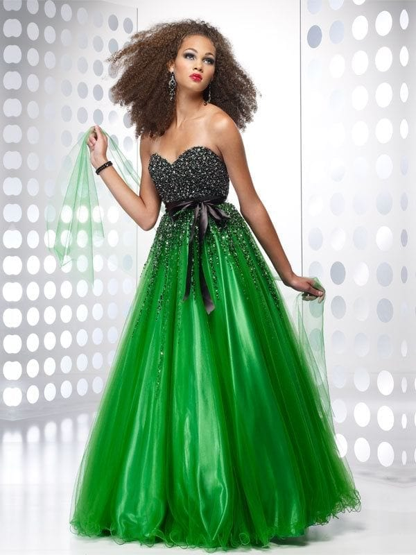 Dresses Girls Colored Prom