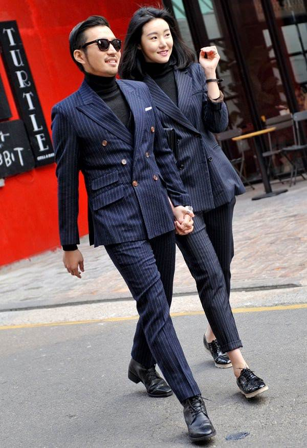 27 Beautiful Outfits Ideas For Couples To Look Glamorous
