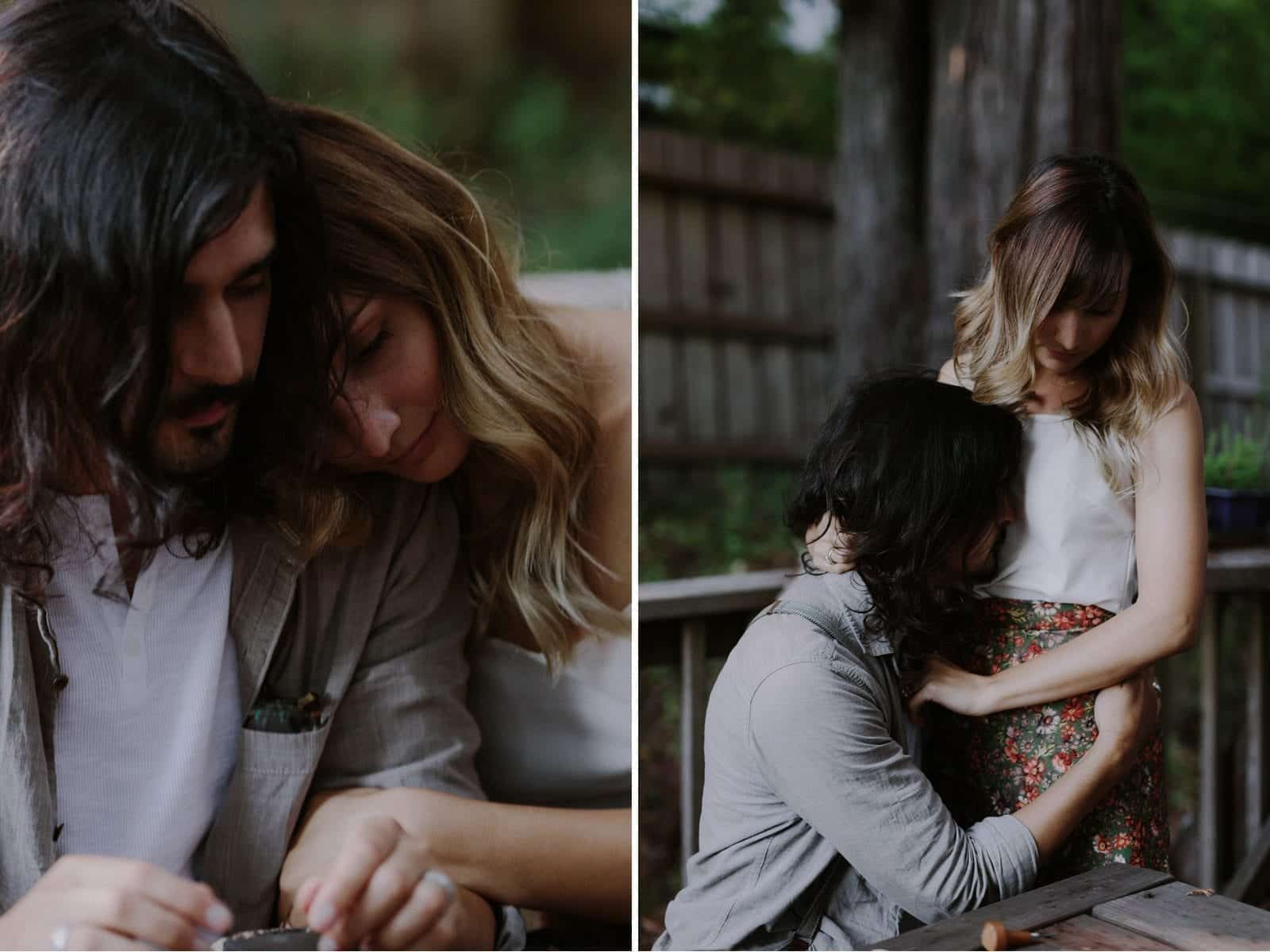 These 30 Cute Married People Hugging Pictures Will Melt