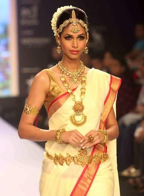23 Latest South Indian Wedding Sarees To Try This Year