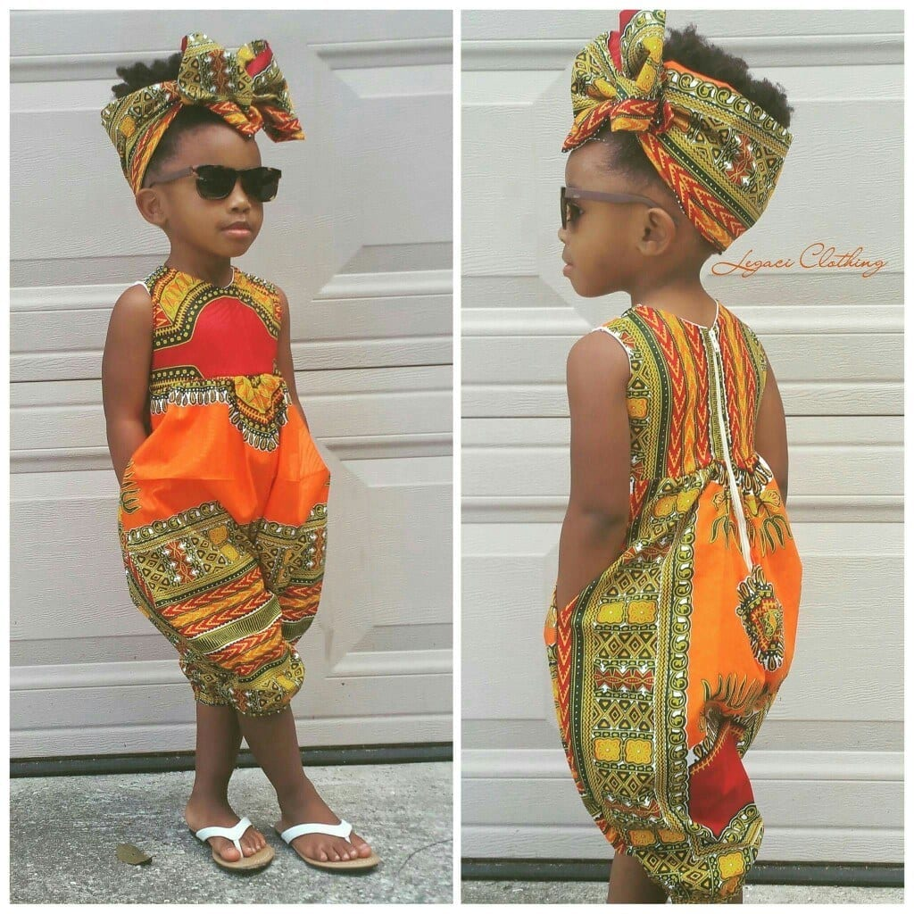African Dress Styles For Kids 19 Cute African Attire For
