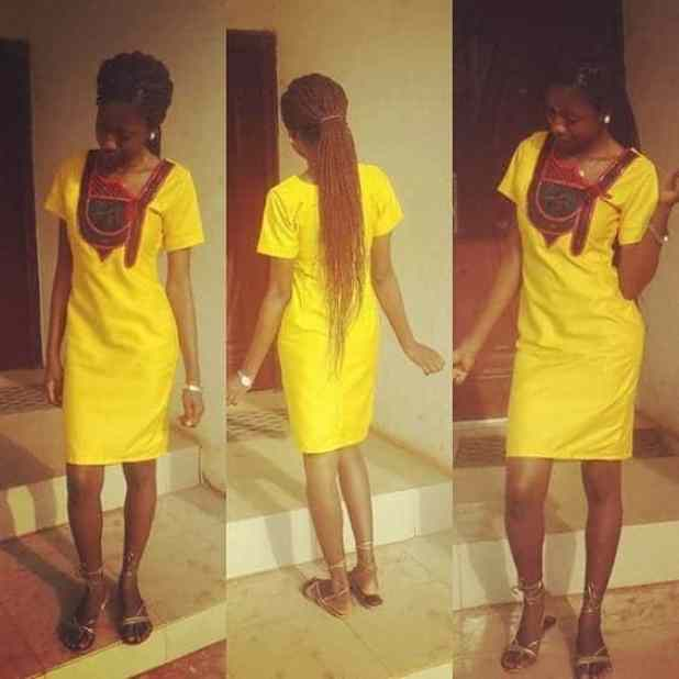Agbadas-Short-Dress-Style Agbada Outfits for Women - 20 Ways to Wear Agbada in Style