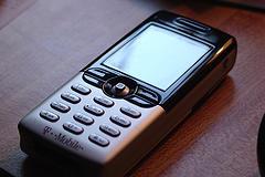 My Old Cell Phone, by Oracio Alvarado