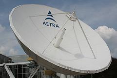 Satellite Dish, by adulau
