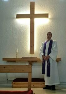 Jumalan edessä - rukouksin.