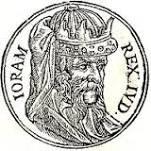 Kuningas Joram Josafatin poika.