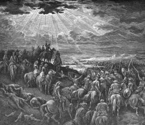 Israel kokoontui pääsiäisen viettoon.