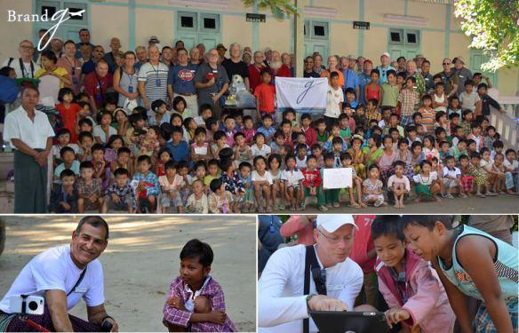 Myanmar2015 School